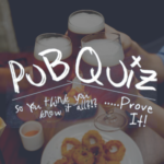 Beer Table: PuBQuiz . So you think you know it all?!? … Prove It!