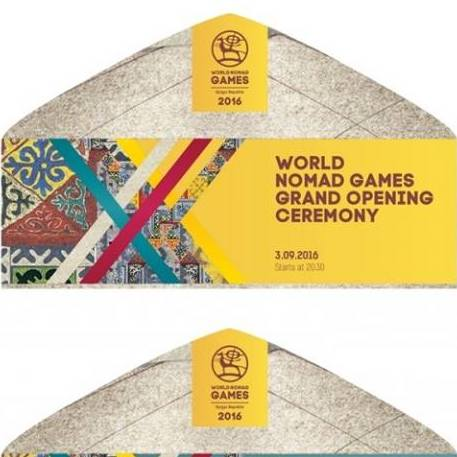 World Nomad Games Grand Opening Ceremony