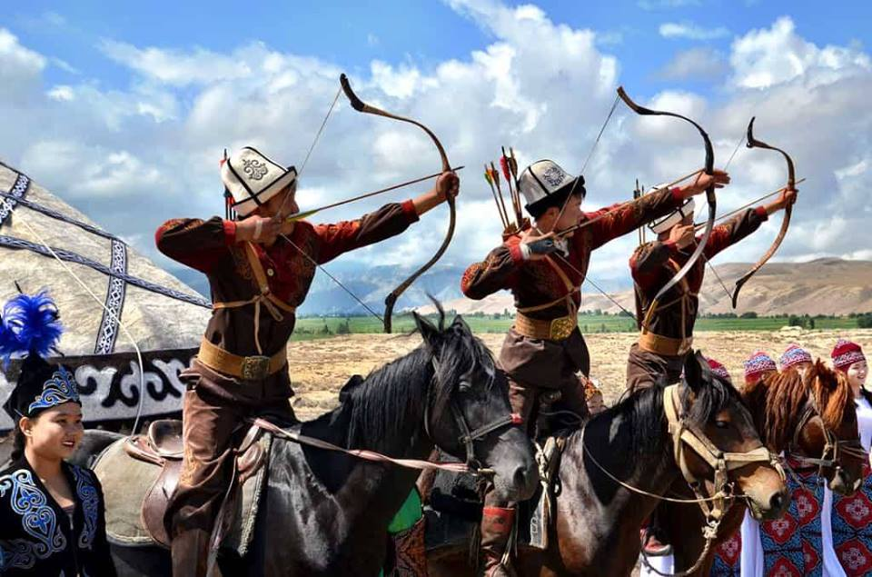 Get the ultimate nomadic experience and visit the World Nomad Games 2018 - nomadic version of the Olympics. More than 300 yurts. More than 2500m above sea level. Fresh air. Mountains. Hunting with eagles and dogs, archery, horse racing, dog race, horse archery, Central Asian national dishes, stagings about Central Asian culture and life.